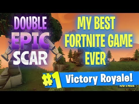 This Fortnite Battle Royale YouTuber forgot to record audio and his