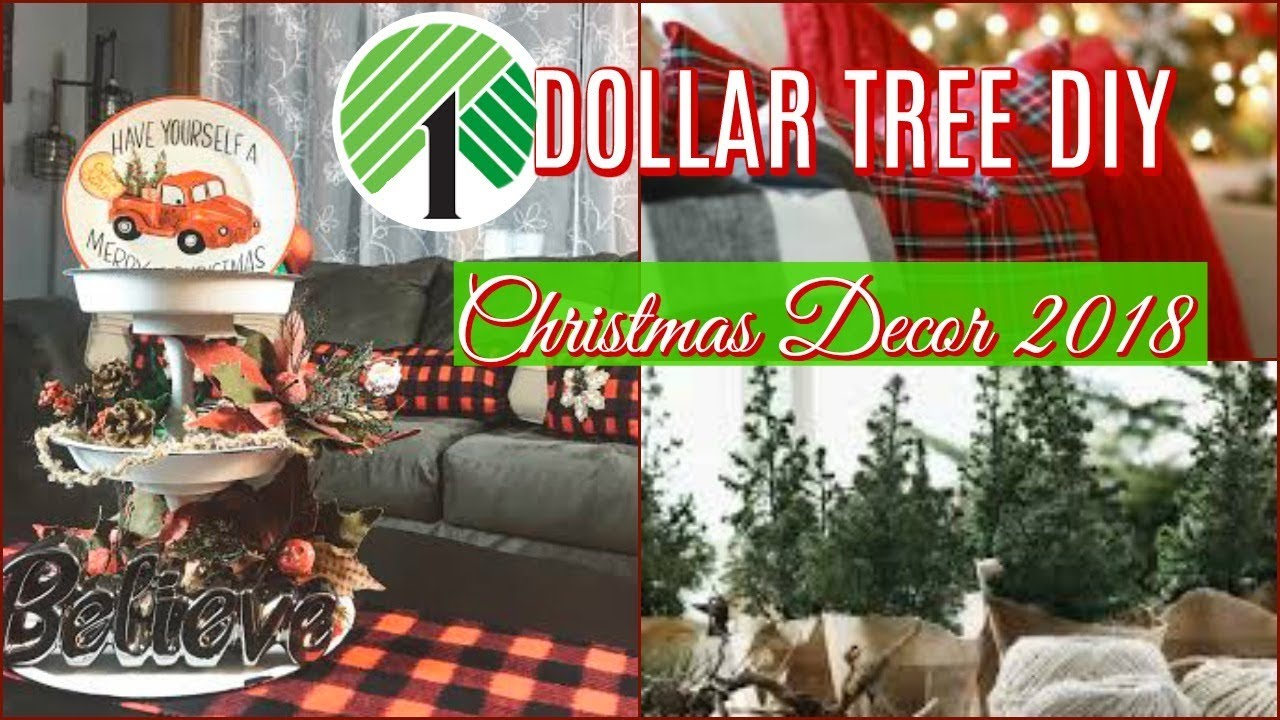 dollar tree diy christmas decor christmas diy 2018 daniela diaries youtube. Black Bedroom Furniture Sets. Home Design Ideas