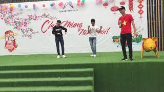 Đệ tử khá bảnh TÚ ĐẬU nhảy vinahouse ở Quảng Ninh gate