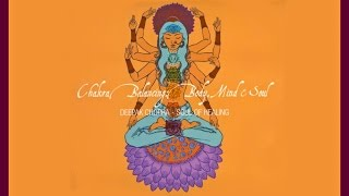Deepak Chopra   Chakra Balacing Meditation (first To Third) Part 1 Of 2