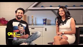 ayushmann khurranas exclusive interview yahin hoon main full video song