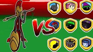 Stick War Legacy - Spearton Avatar MODE Tournament Part 18