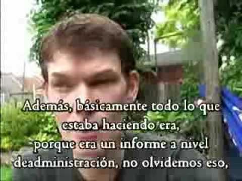 Gary McKinnon en español subtitulado ( 1 de 6 )