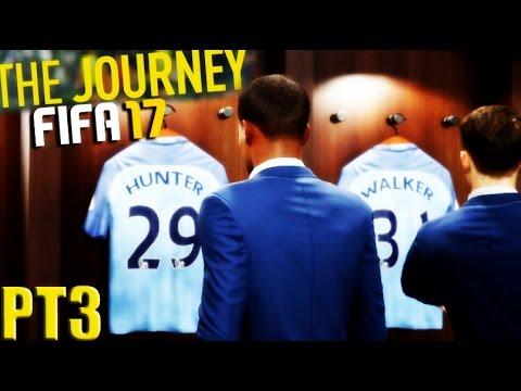 FIFA 17 EL CAMINO - DURO PARTIDO CONTRA EL REAL MADRID - BIENVENIDOS AL MANCHESTER CITY