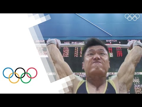 Success And Failure In Weightlifting – London 2012 Olympics
