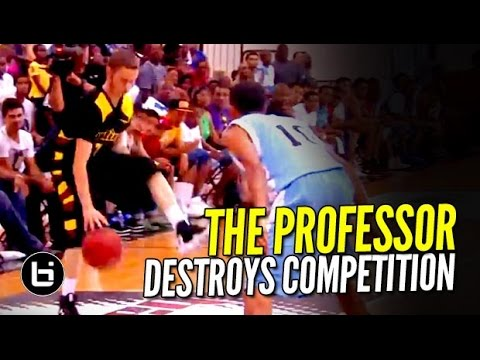 The Professor Dazzles Crowds & Destroys Competition this Summer on the Ball Up Tour