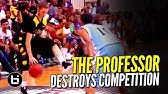 The Professor Dazzles Crowds &amp Destroys Competition this Summer on the Ball Up Tour