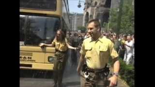 Love Parade 1995 auf dem Kudamm in Berlin