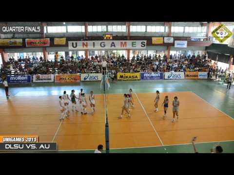 De La Salle University vs Arellano University UNIGAMES
