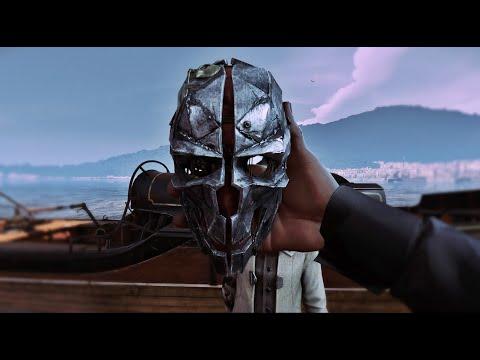 Dishonored 2 Stealth High Chaos (Corvo Attano)