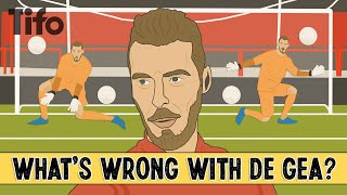 The Decline of David de Gea