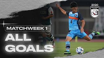 Matchweek 1 Highlights 2020 J3 League Youtube