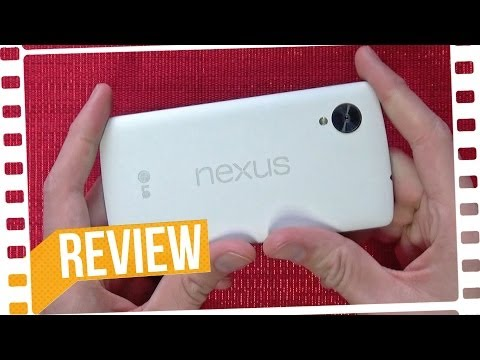 Nexus 5 & KitKat - Review - HD