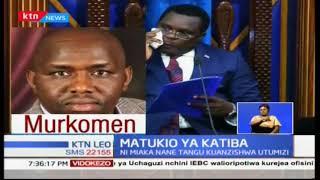 MATUKIO YA KATIBA: Kazi ya viongozi wa wengi na wachache Bungeni