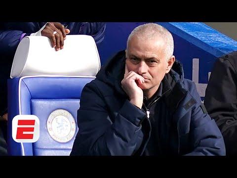 ESPN FC unleashes on Jose Mourinho after Tottenham's loss vs. Chelsea