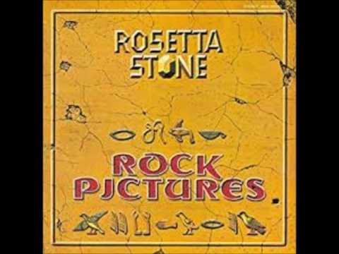 ROSETTA STONE/ ROCK PICTURES/ FULL ALBUM 青春の出発