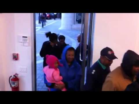 CellOne Opening, Black Friday, Bermuda, 2011
