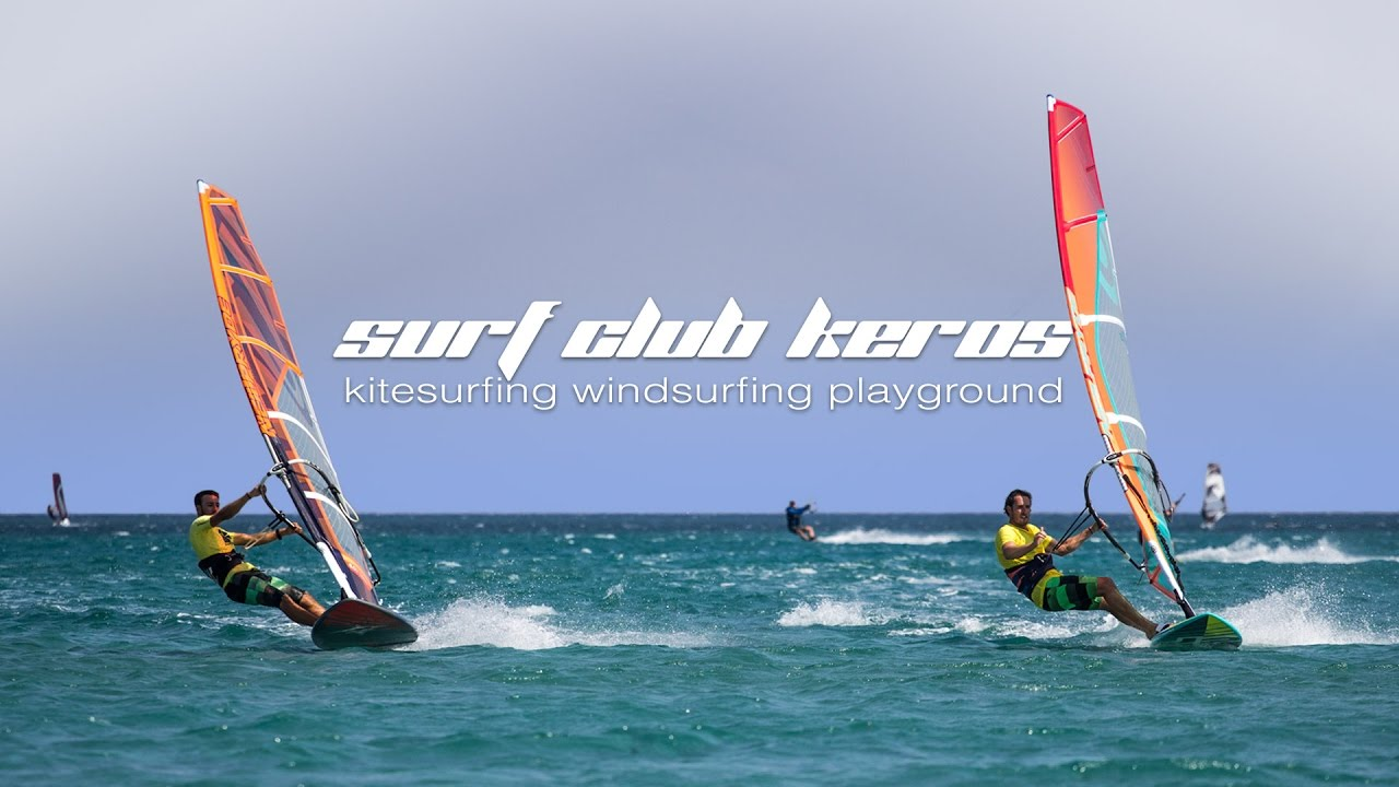 WINDSURF - SURF CLUB KEROS