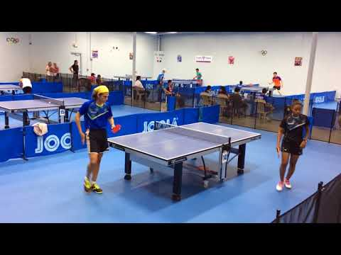 Broward Table Tennis Club Florida 2017
