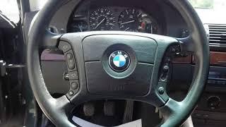 2001 BMW 5 серії 525i ПКС-4-дверний 5-СПД інструкція (Жирар, Огайо)