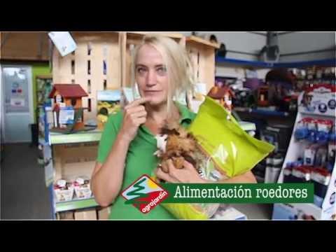 Comida de roedores agrojard n estepona youtube for Agro jardin estepona