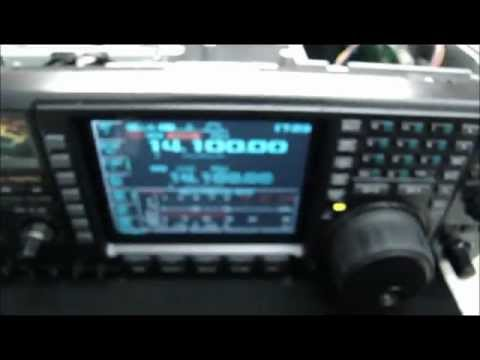 ICOM IC-756PRO Automatic Antenna Tuner Maintenance - ALPHA TELECOM