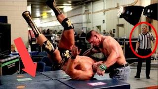 10 أسرار تحدث خلف كواليس المصارعة    لا تريد منك  WWE معرفتها