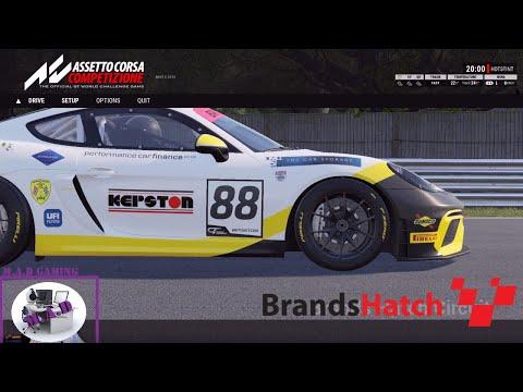 Assetto Corsa Competizione /Hot Stint /Season 9 /Brands Hatch  