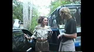 Лариса Черникова и Олег Перцев home video.(Олег Перцев)
