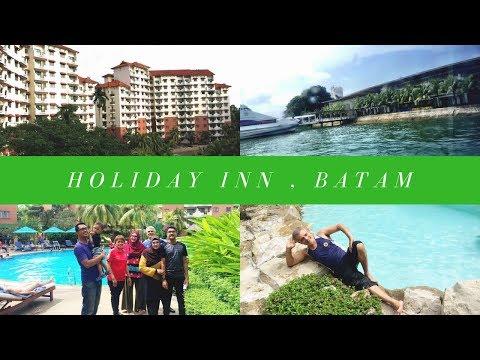 #zurazaynivacayvlog: Holiday Inn Resort, Batam