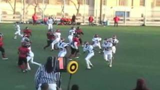 Bronx Rebels Peewee Highlights