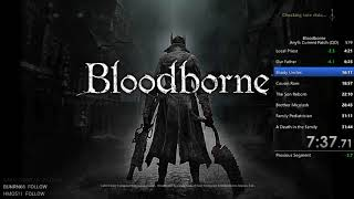 Bloodborne Speedrun | Any% (Current Patch) in 28:59 IGT (31:36 RTA) [World Record]