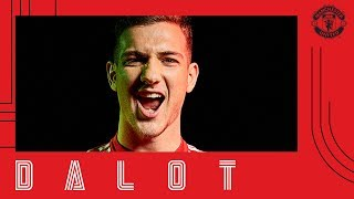Diogo Dalot Signs For Manchester United!