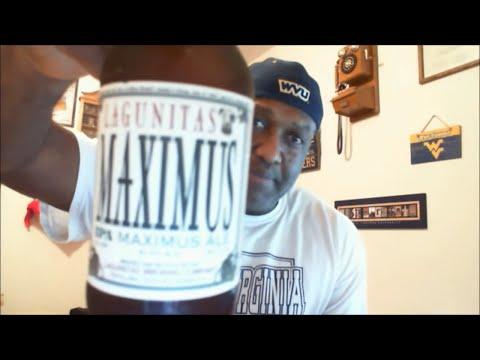 Lagunitas Maximus Beer Review