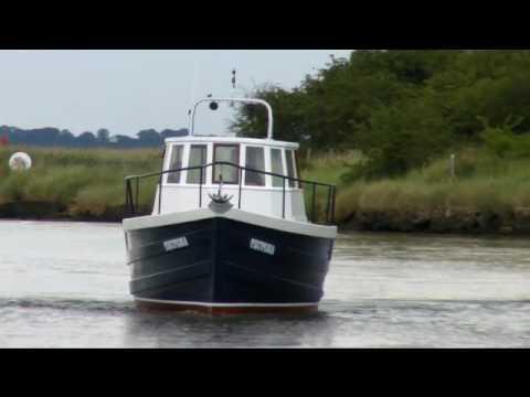 Tectona - 33ft Teak Sea Fishing & Work Power Boat