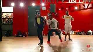 Bruno Mars ft Cardi B - FINESSE REMIX - Willdabeast and Janelle Choreography - Liv & Will