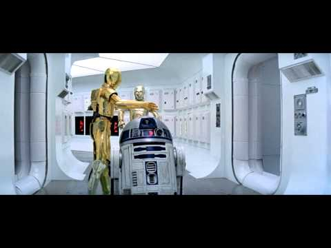 Star Wars: Episode 4 A New Hope OFFICIAL Blu-Ray trailer