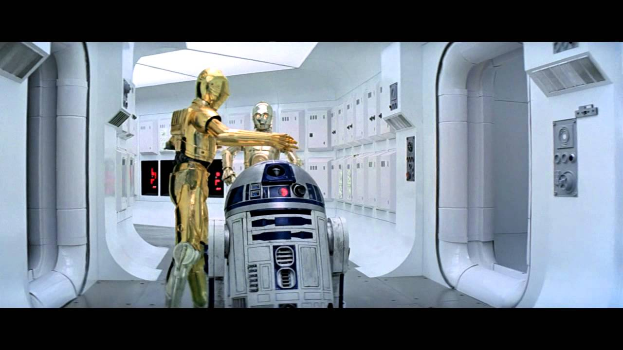 Star Wars Episode 4 A New Hope Official Blu Ray Trailer Youtube
