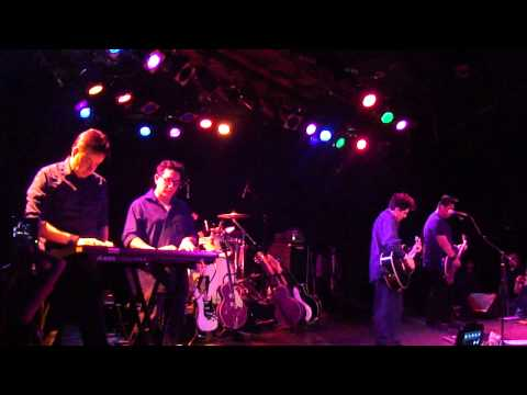 Trust - The Curse (Cure Tribute Band) at the Roxy in LA 04/20/13