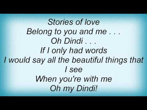17450 Perry Como - Dindi Lyrics