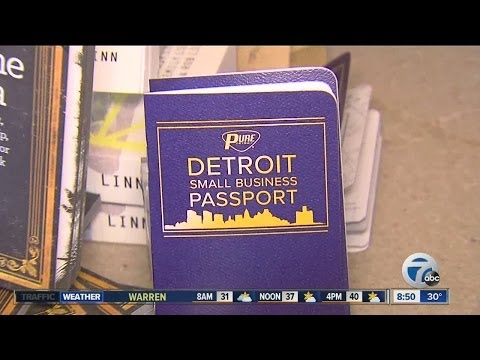 Small Business Saturday: Pure Detroit