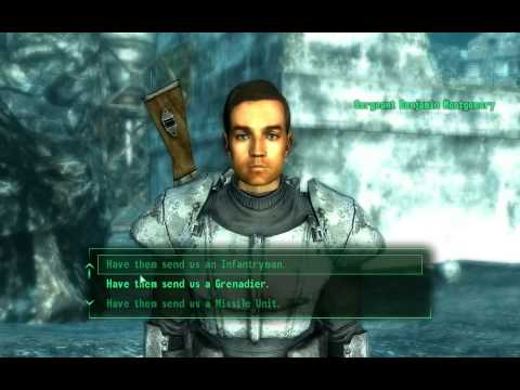 Fallout 3 - Gameplay - Anchorage - Clearing the Chinese listening post