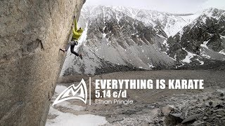 Everything is Karate - Ethan Pringle