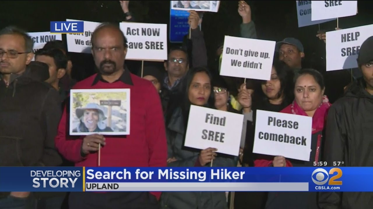 Search For Missing Mount Baldy Hiker Continues, Community Holds Vigil
