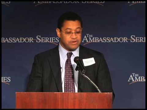 The Ambassador Series, w/ Amb. Maurice S. Parker