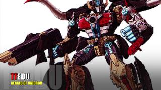 Transformers Nemesis Prime Origins- The History of The Dark Prime. TF Education