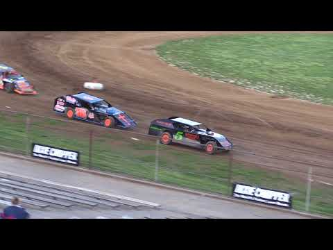 4 28 18 Modified Heat #3 Lincoln Park Speedway