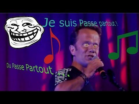 """"""" Je suis Passe Partout """" !"""