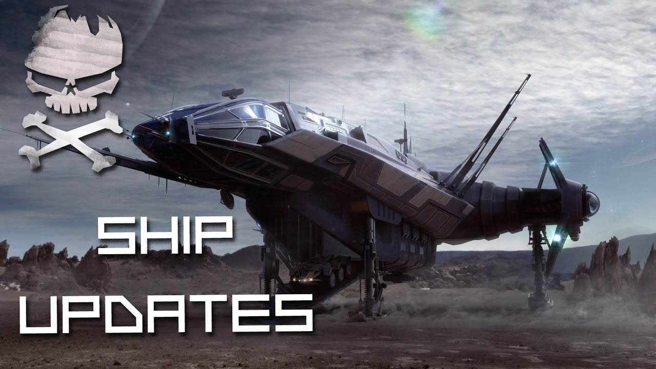Download Star Citizen : Ship Updates Carrack starting and Dragonfly loses quantum capability 04-08-2016