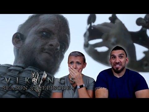 Vikings Season 3 Episode 1 'Mercenary' Premiere REACTION!!
